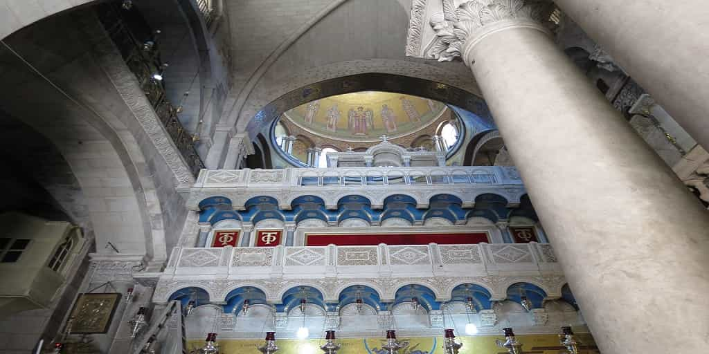 Church_of_the_Holy_Sepulchre Christian Two Day Trip in Israel