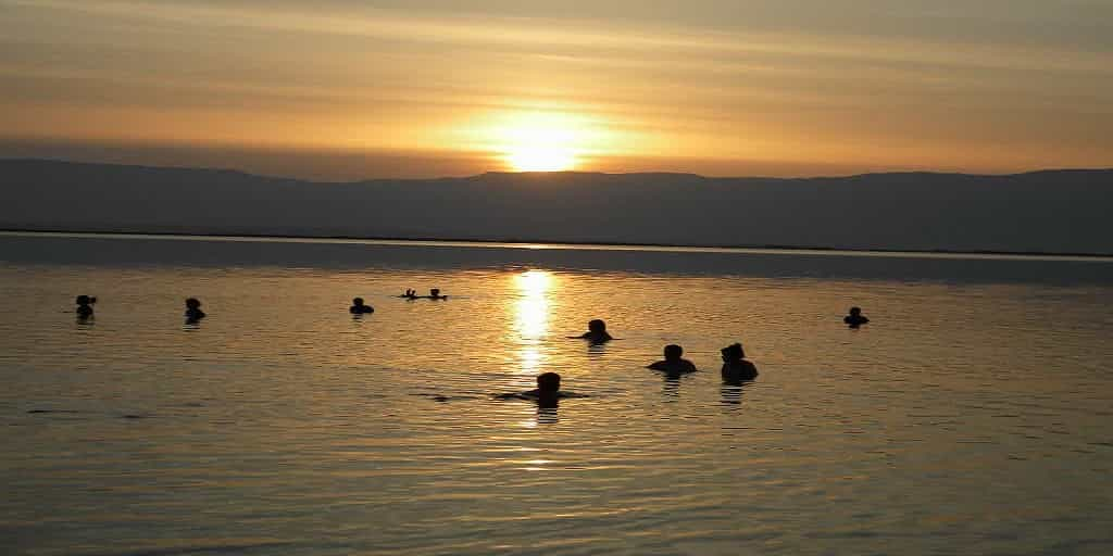 Dead-Sea Masada and the Dead Sea Trip