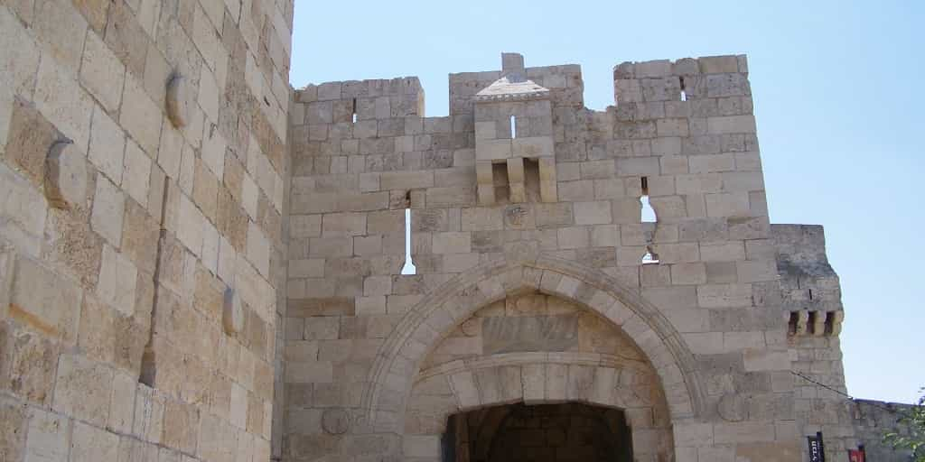 Jaffa-Gate Jerusalem Must See Day Trip