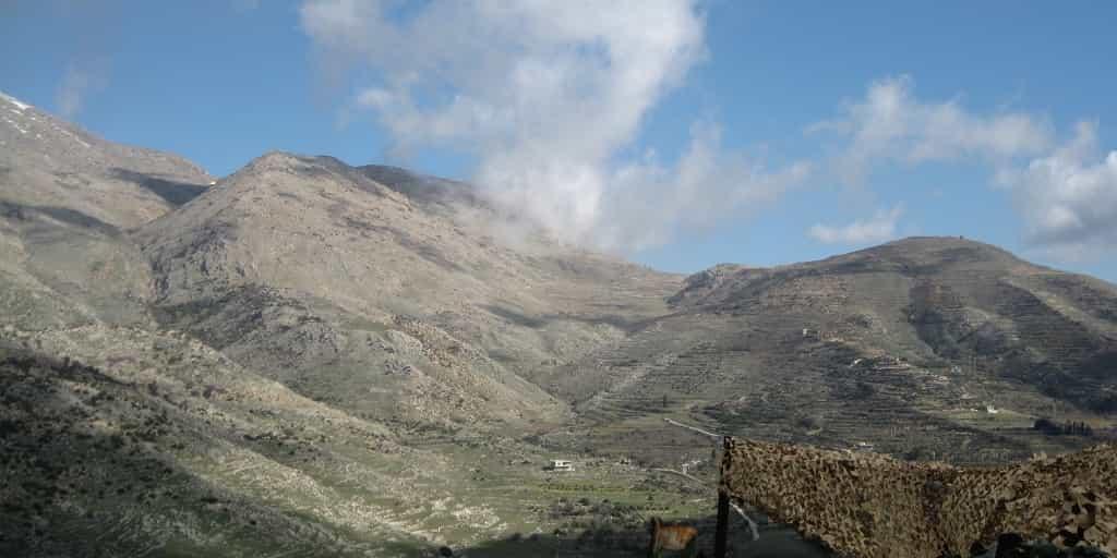 Mountains-of-Golan Golan Heights Trip - 3 Day