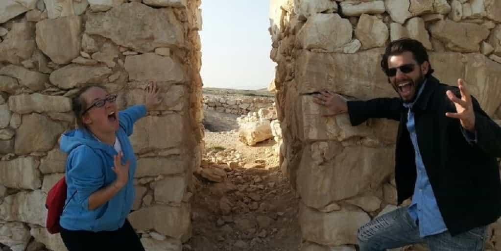 Tel-Arad Negev Desert Trip