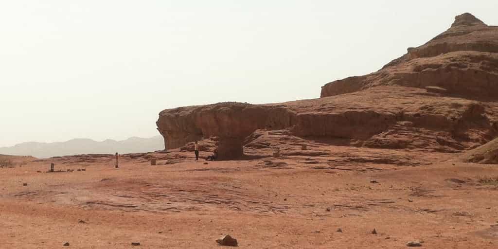 Timna-Park Negev Desert Trip