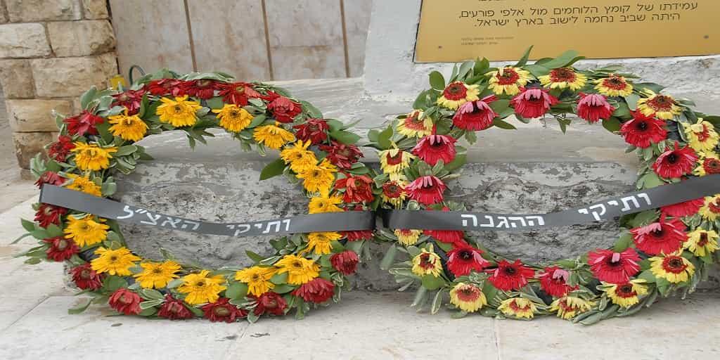 Fallen-Soldiers-ceremony Israeli Fallen Soldiers' Stories