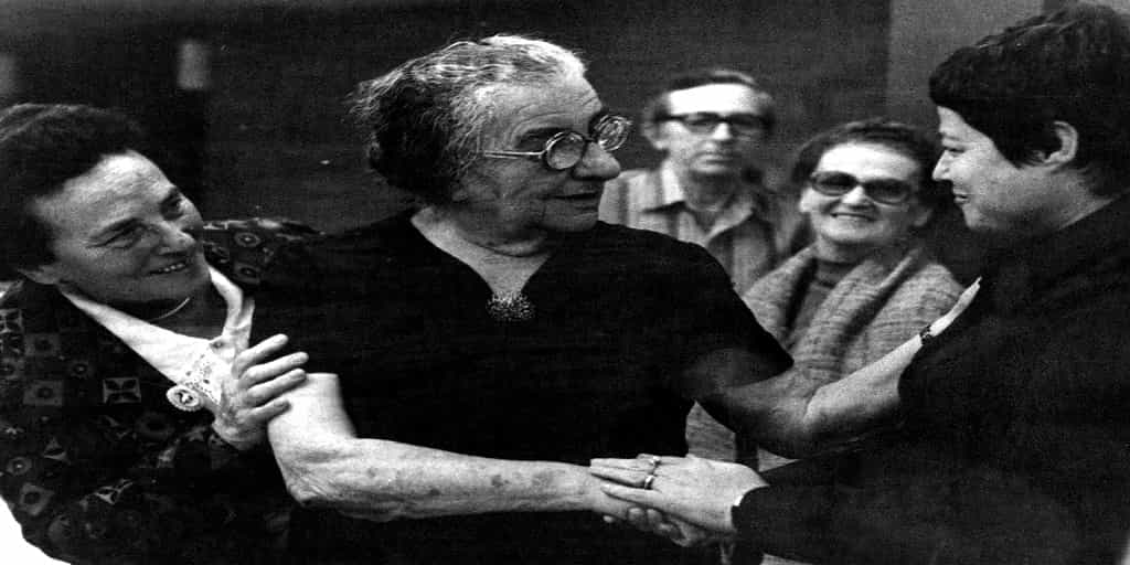 Golda-Meir-2 International Women's Day in Israel