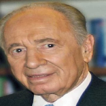 Good-bye Mr. President: Remembering Peres