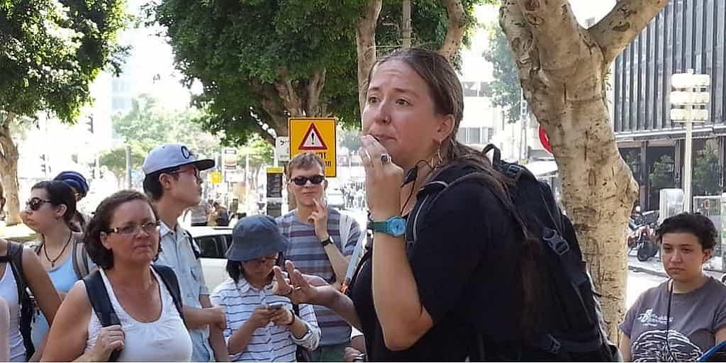 Tel-Aviv.43 A Private Tour Guide's Aliyah