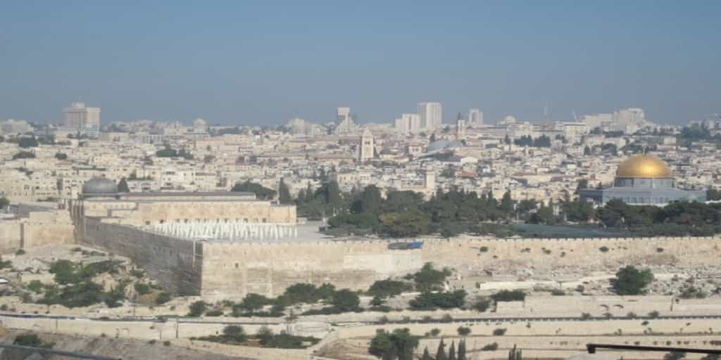 2nd-temple Why is Yom Yerushalayim so important?