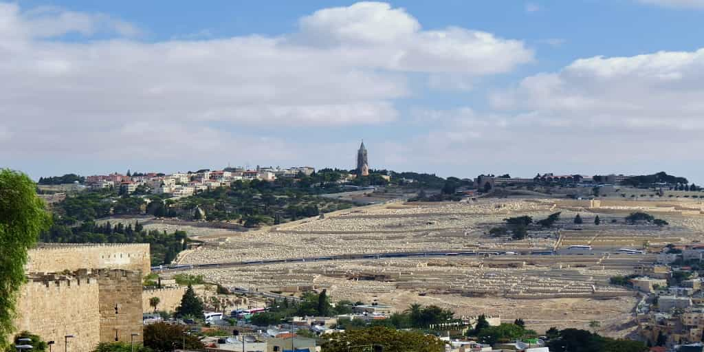 Mount-of-Olives Why is Yom Yerushalayim so important?