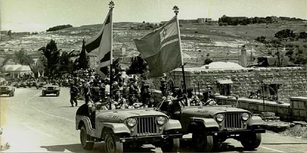 6-Day-war 50 Years Since the Six Day War