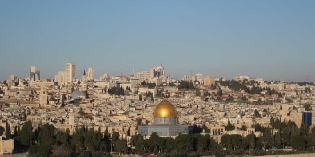 Dome-of-the-Rock-min Why is the Holy City of Jerusalem SO important?