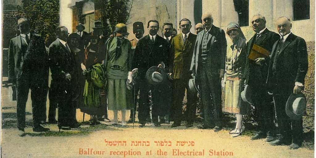 PikiWiki_Israel_40688_Tel_Aviv The Balfour Declaration Turns 100 Years Old... Now What?
