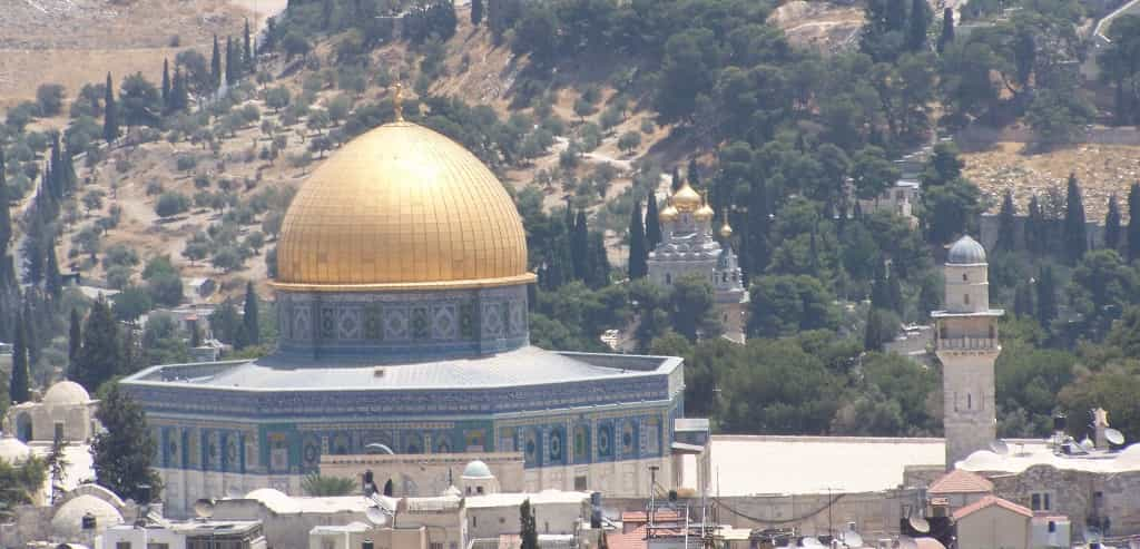 Temple-Mound Why is the Holy City of Jerusalem SO important?