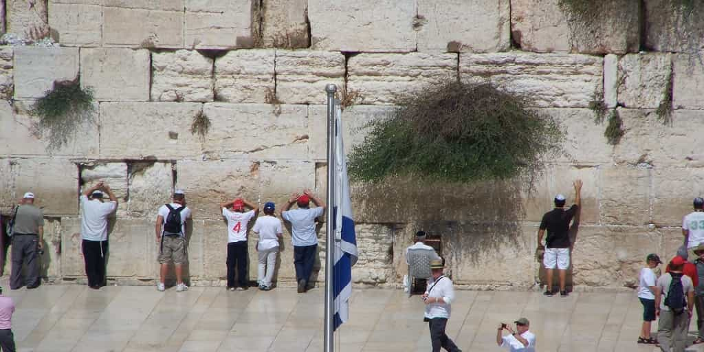 kotel Why is the Holy City of Jerusalem SO important?